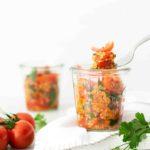 Scharfer Bulgur-Tomaten-Salat VK2