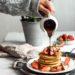 Pancakes aus Haferflocken