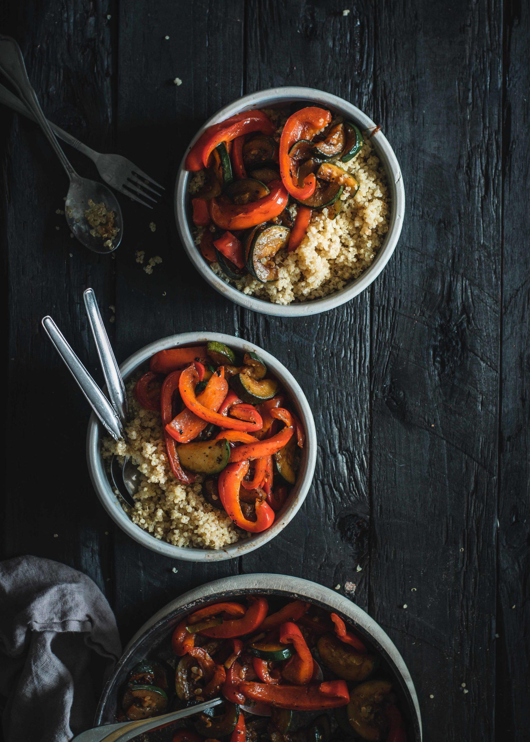Quinoa vegan