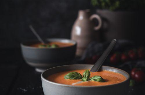 Tomaten-Creme-Suppe